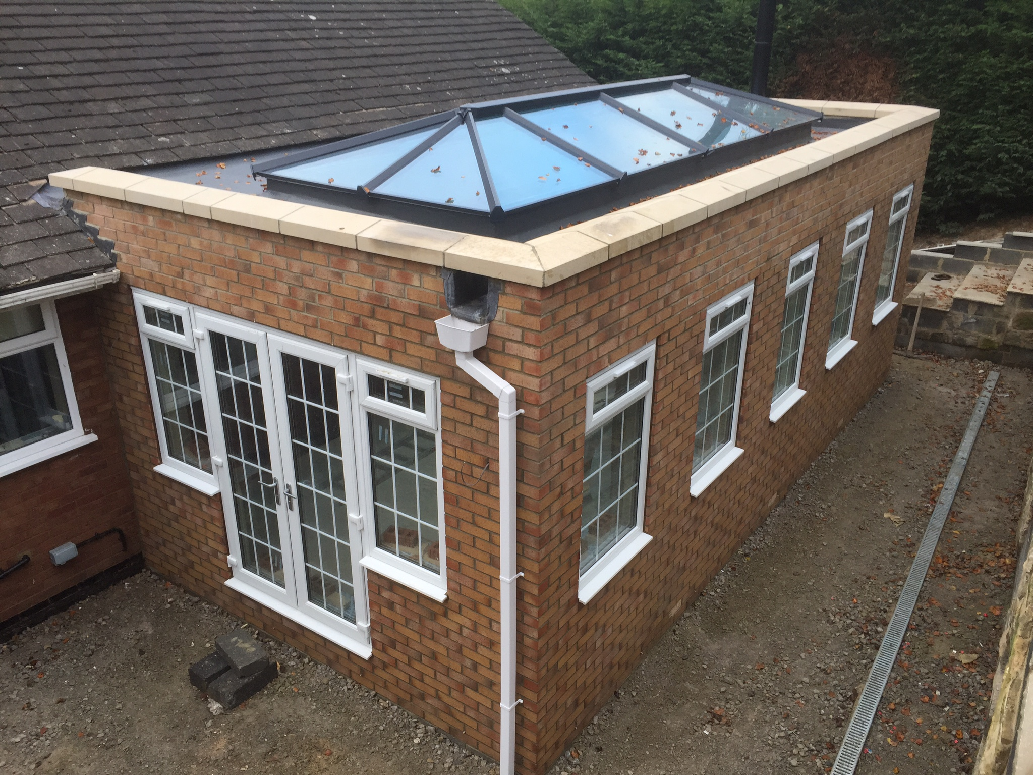 Orangeries built