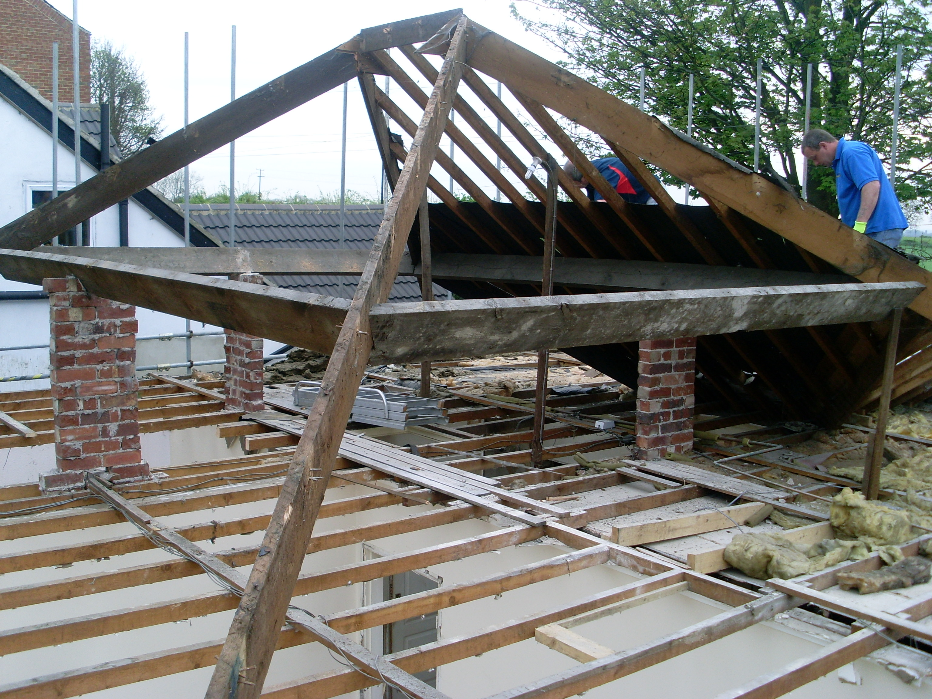 Loft Conversion extension
